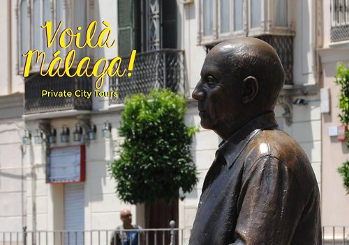 Picasso guided tours Malaga, guided visits Picasso Malaga, guided visits Malaga
