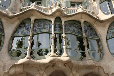 Excursions, trips, visits, attractions, tours and things to do in Barcelona Spain