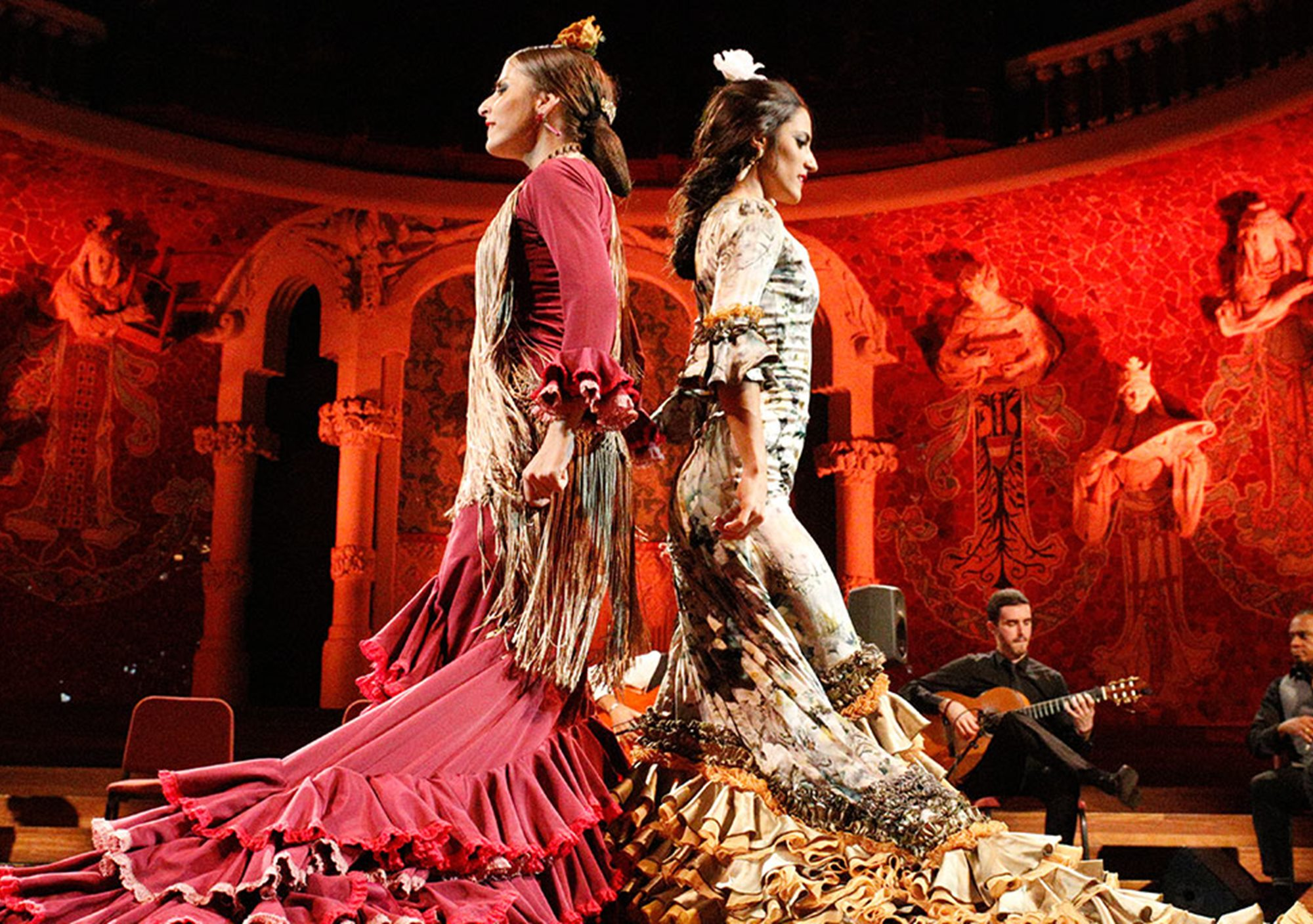 Show Gran Gala Flamenco in Teatre Poliorama buy online tickets reserve book
