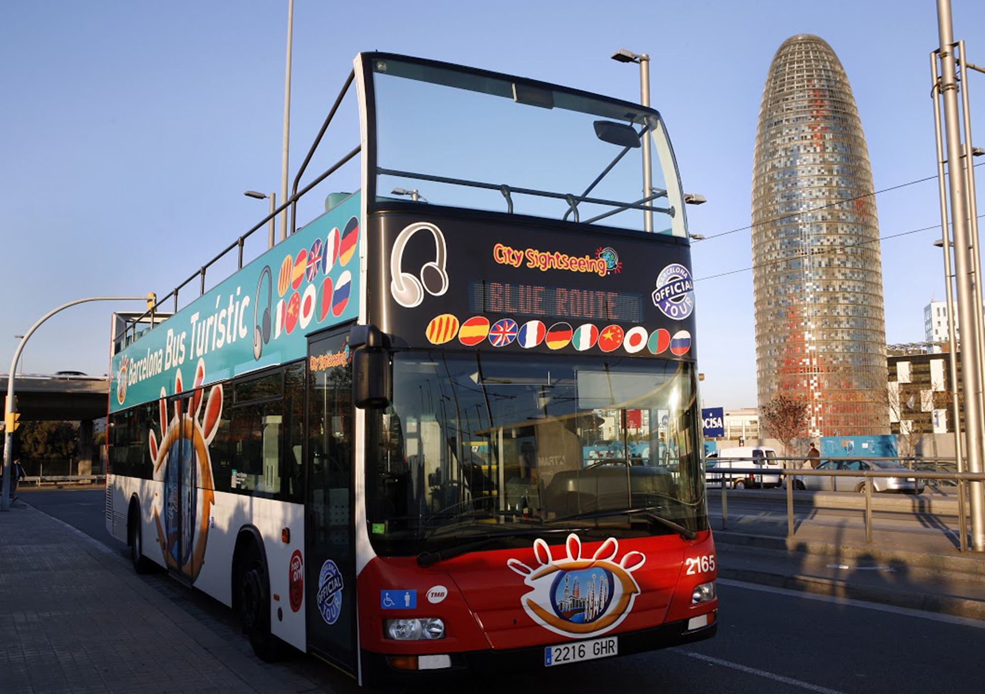 booking tickets visits tours online Tourist Bus City Sightseeing Barcelona